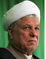 Rafsanjani: not necessarily a shoo-in         Click image to expand.