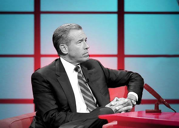 NBC News' Brian Williams