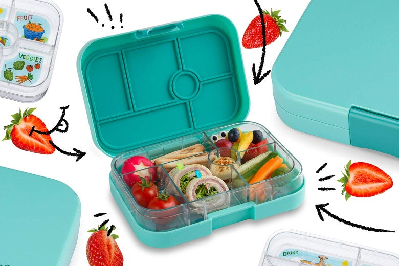 7a4cfc76561d The Yumbox bento box is the ideal school lunch solution.