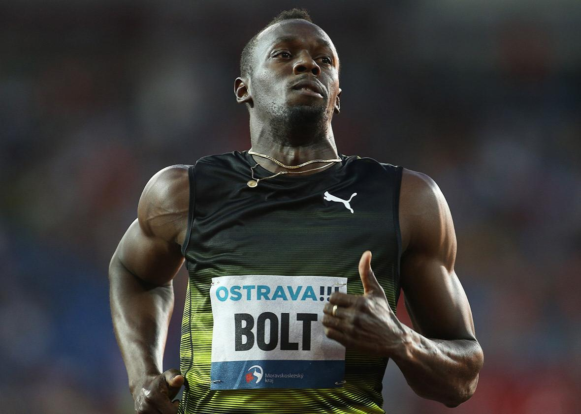 How Usain Bolt could have run even faster