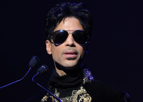 Prince in 2010.