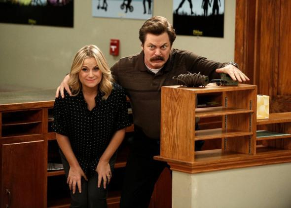 Parks and Recreation: Season 7 gag reel includes cast auditions that