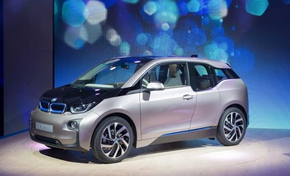 Bmw I3 Review Electric Car Is A Cheap Ugly Tesla Model S With An