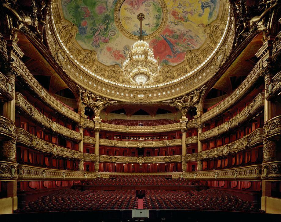 Palais Garnier, Paris, 2009