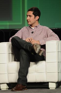 Instagram's Kevin Systrom