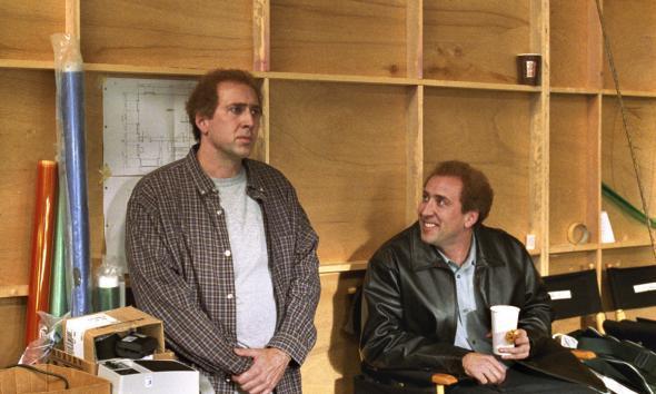 Nicolas Cage and Nicolas Cage in Adaptation