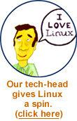 Click here for a computer pro's perspective on Linux