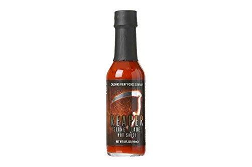 Reaper Sling Blade Hot Sauce.