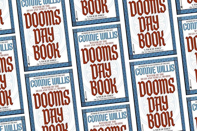 Dooms Day Book repeating.