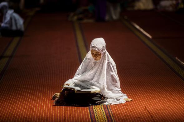 Quran Explorer, #AddAFemaleReciter: Jerusha Lamptey wants