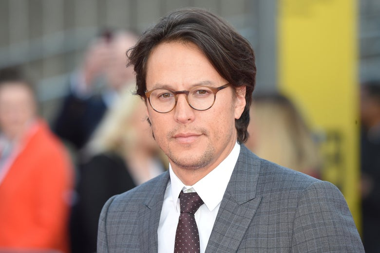 Cary Fukunaga, seen from the shoulders up.
