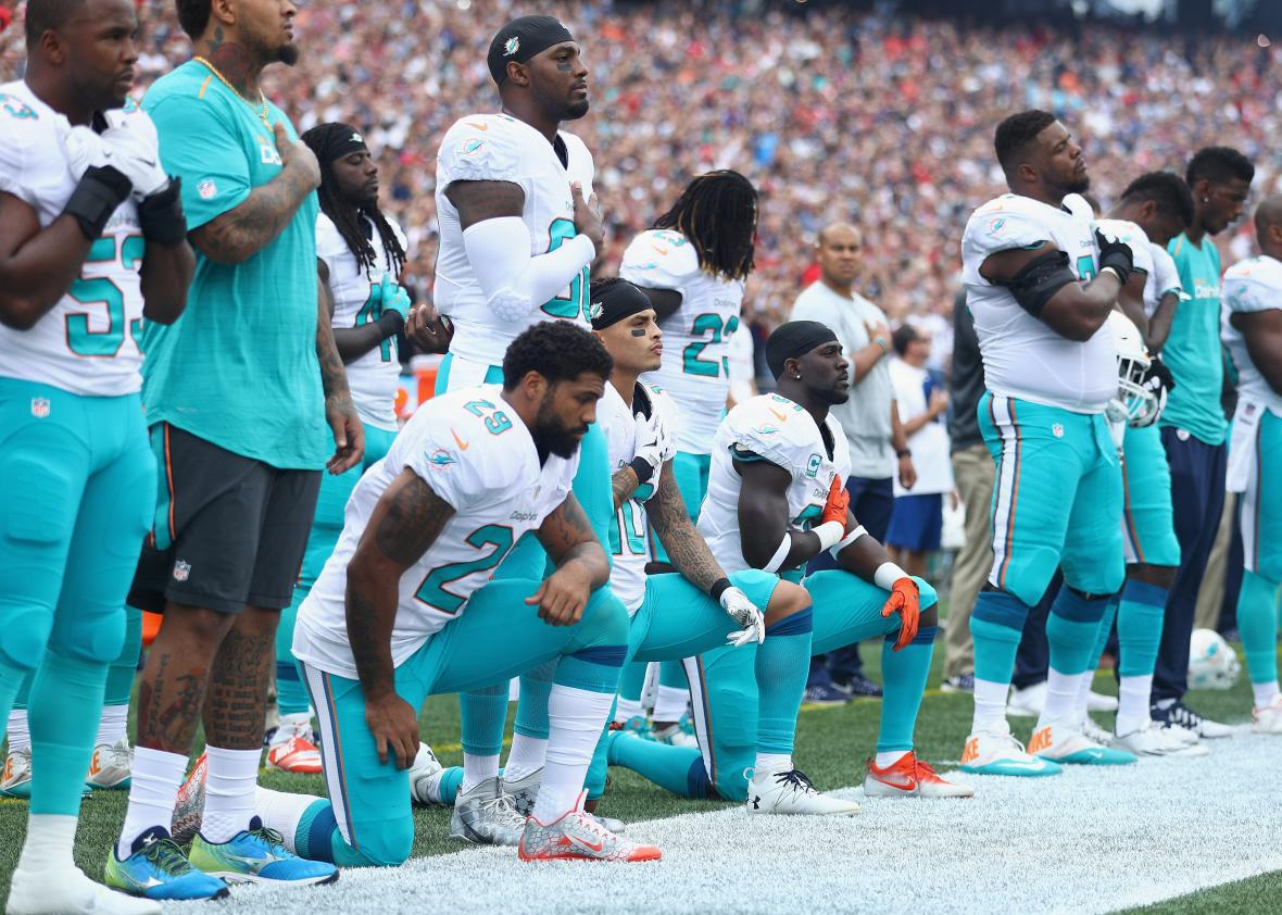Police union says Miami Dolphins shouldn't get police