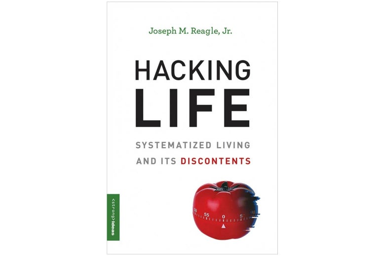 Hacking Life book cover.