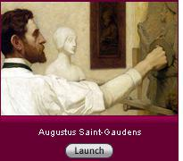 Click here to read a slide-show essay about sculptor Augustus Saint-Gaudens.
