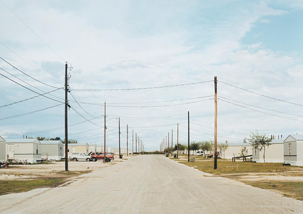 Untitled (Housing), Del Rio, Texas, 2012