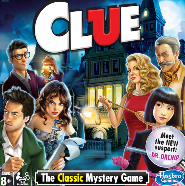 Clue Changes Out Mrs White A Housekeeper For Dr Orchid A Female