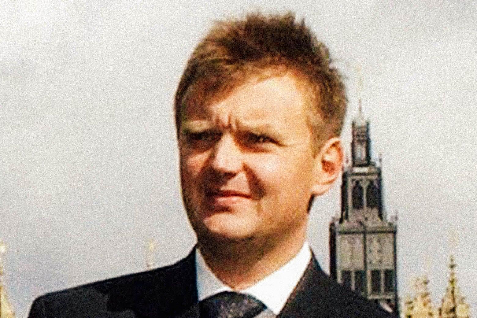 Litvinenko.