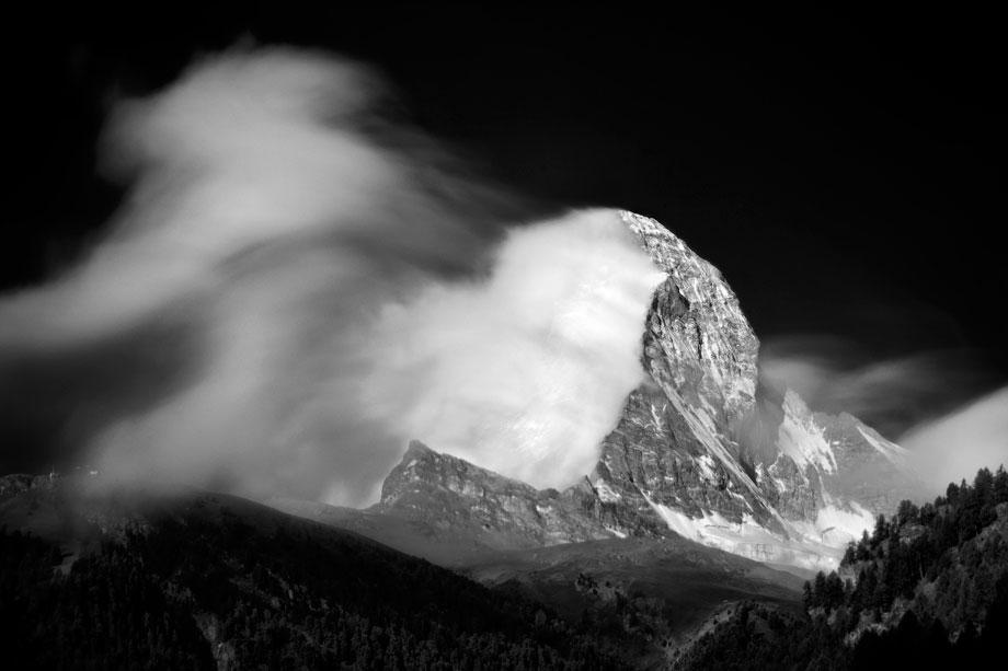 Matterhorn, Running Clouds, 2009
