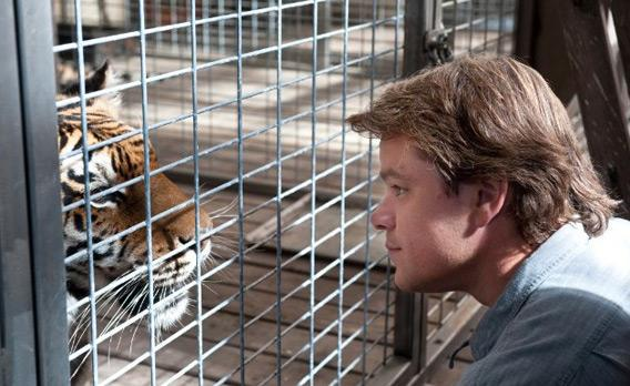 Still of Matt Damon in 'We Bought a Zoo.'