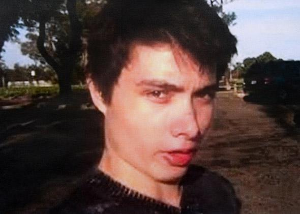 An undated photo of murder suspect Elliot Rodger.