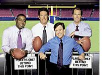 Cris Carter, Dan Marino, Bob Costas and Cris Collinsworth take viewers Inside the NFL