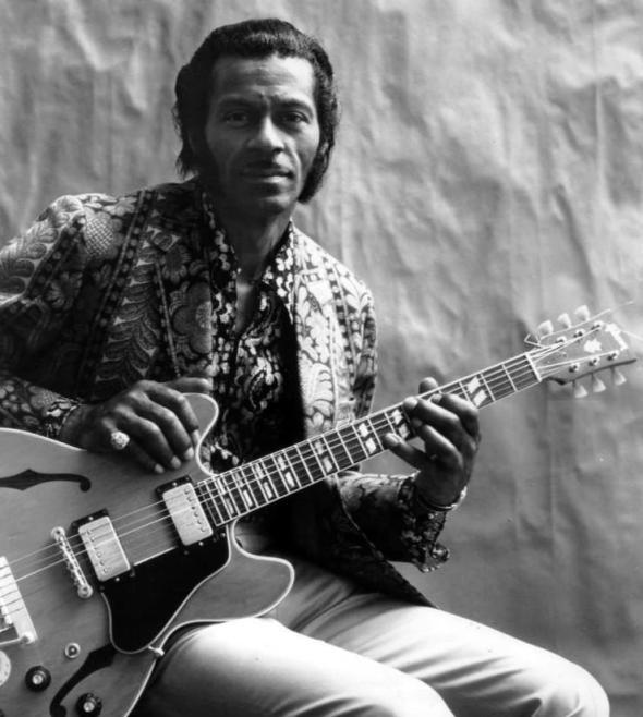 Chuck Berry died on Saturday at age 90.