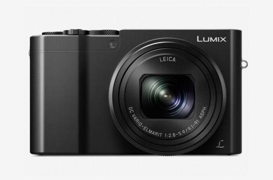 Panasonic Lumix ZS100 4K Point and Shoot Camera.