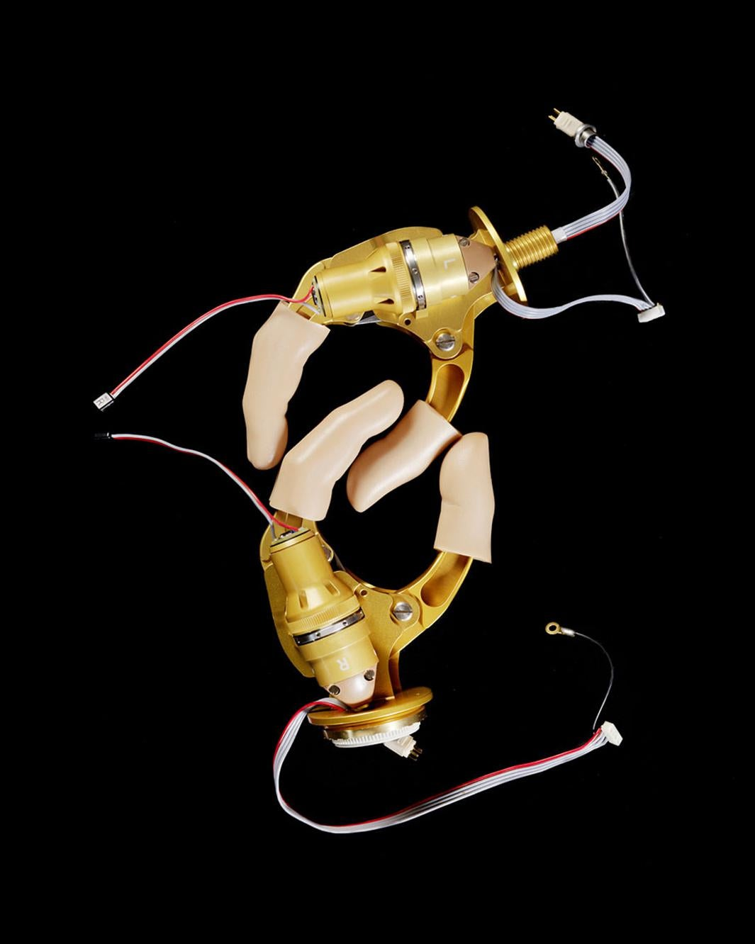 Hand Prothesis, 2012.