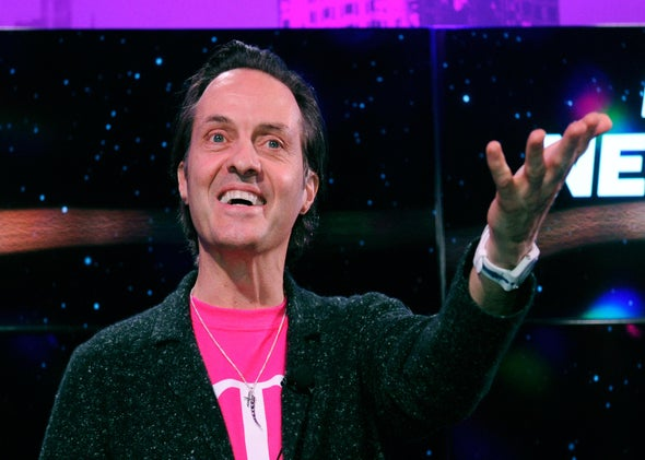 T Mobile Ceo John Legere He Apologizes For Saying Carriers Were