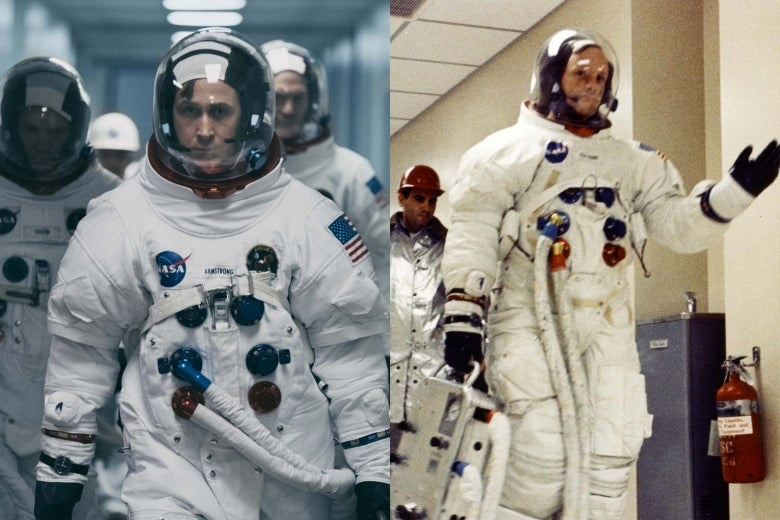 First Man fact vs  fiction: What's true in the Neil Armstrong movie