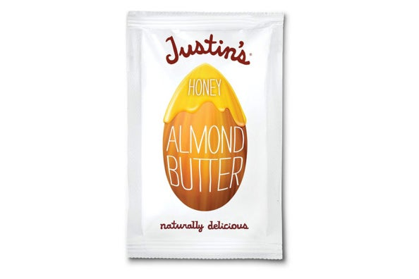 Justin's Almond Butter, Honey Squeeze Pack.