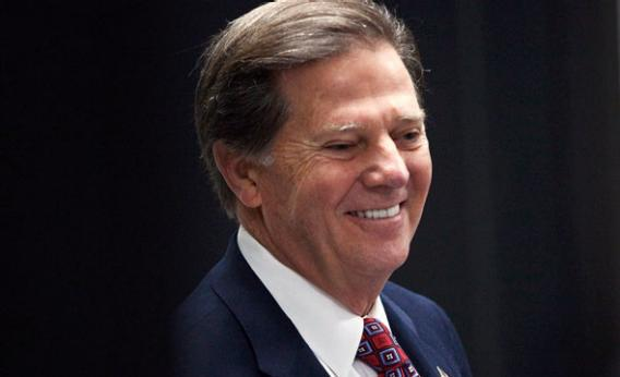 Former U.S. Speaker of the House Tom Delay