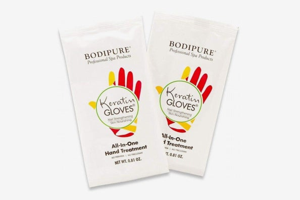 Bodipure Keratin Gloves Waterless All-in-One Hand Treatment
