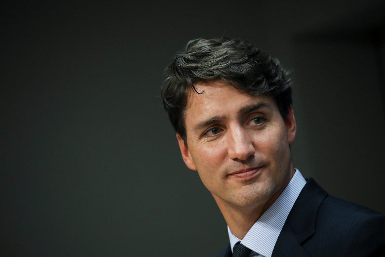 Canadian Prime Minister Justin Trudeau on Sept. 21, 2017, in New York City.