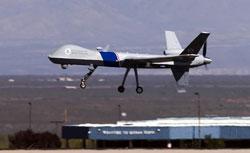 drone or Predator Surveillance Aircraft