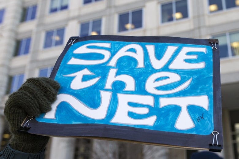 The House Just Passed a Bill to Bring Back Net Neutrality