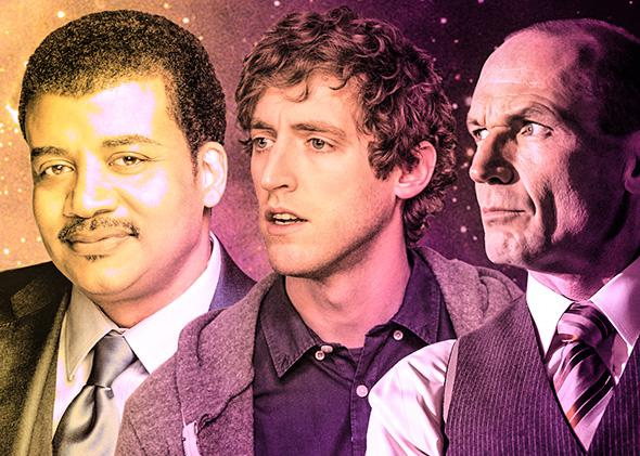 Cosmos, Silicon Valley, Halt and Catch Fire