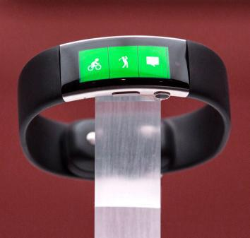 A new biometrics wrist band titled the Microsoft Band 2.