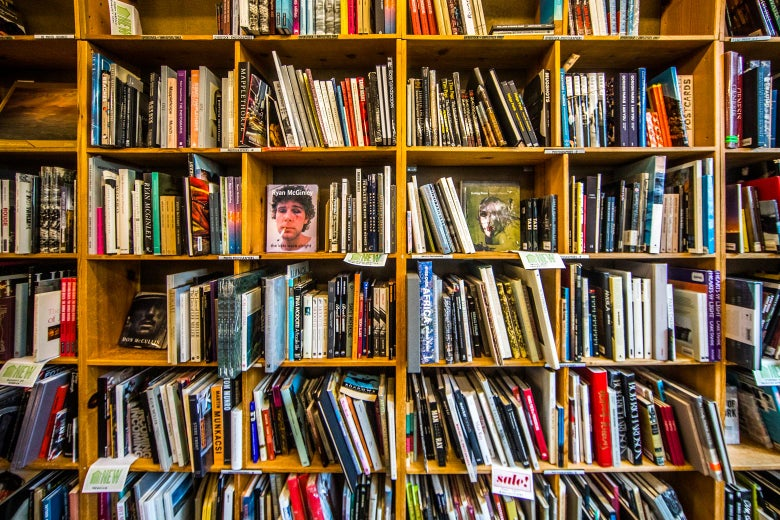 How Long Can Indie Bookstores Survive on Goodwill Alone?