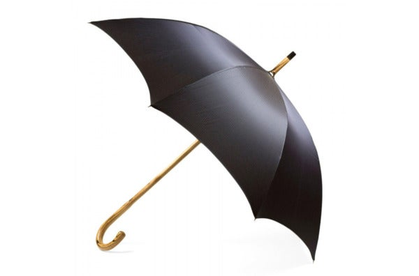 Talarico Blonde Hickory Solid Stick Umbrella