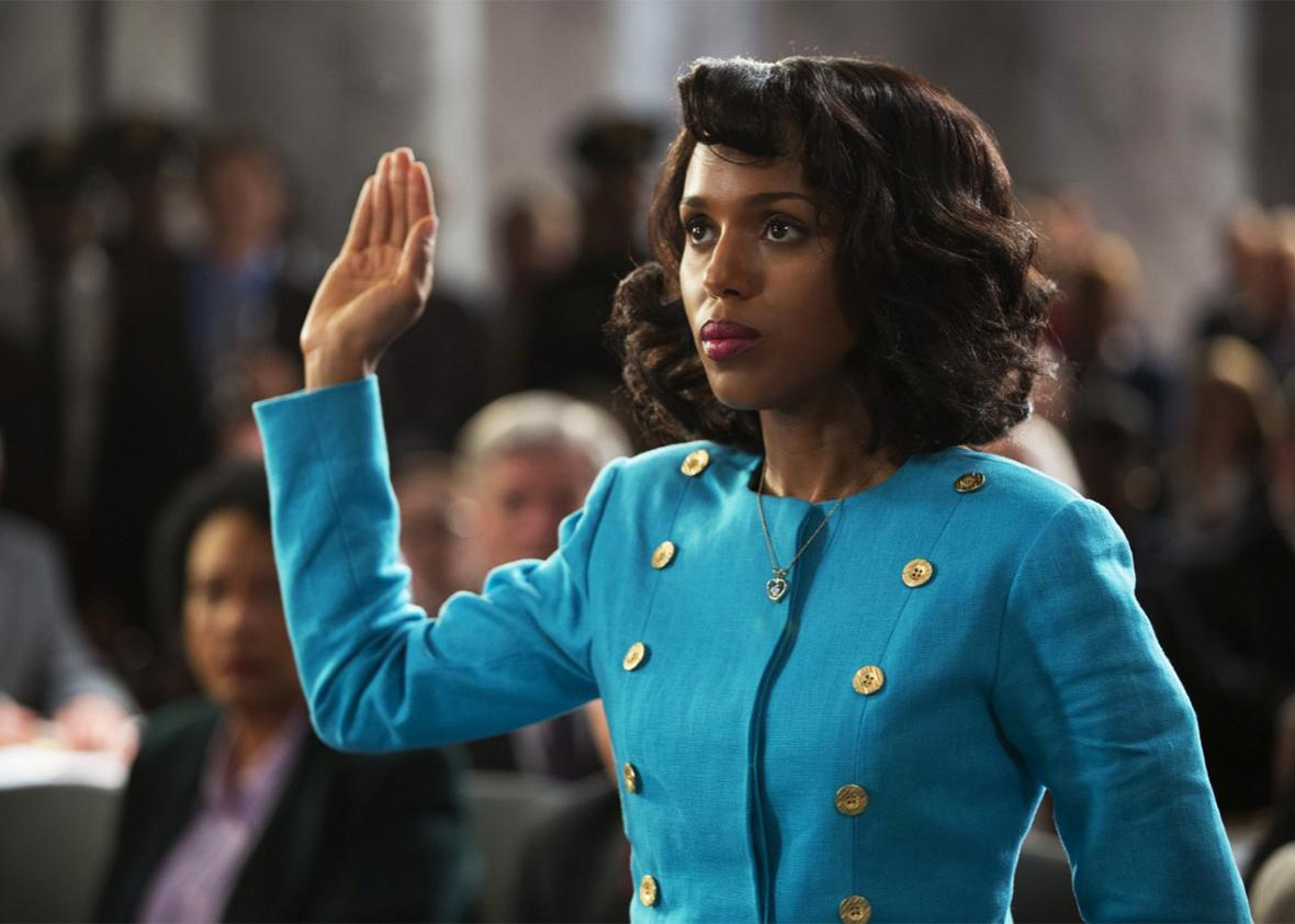 Still of Kerry Washington in Confirmation.