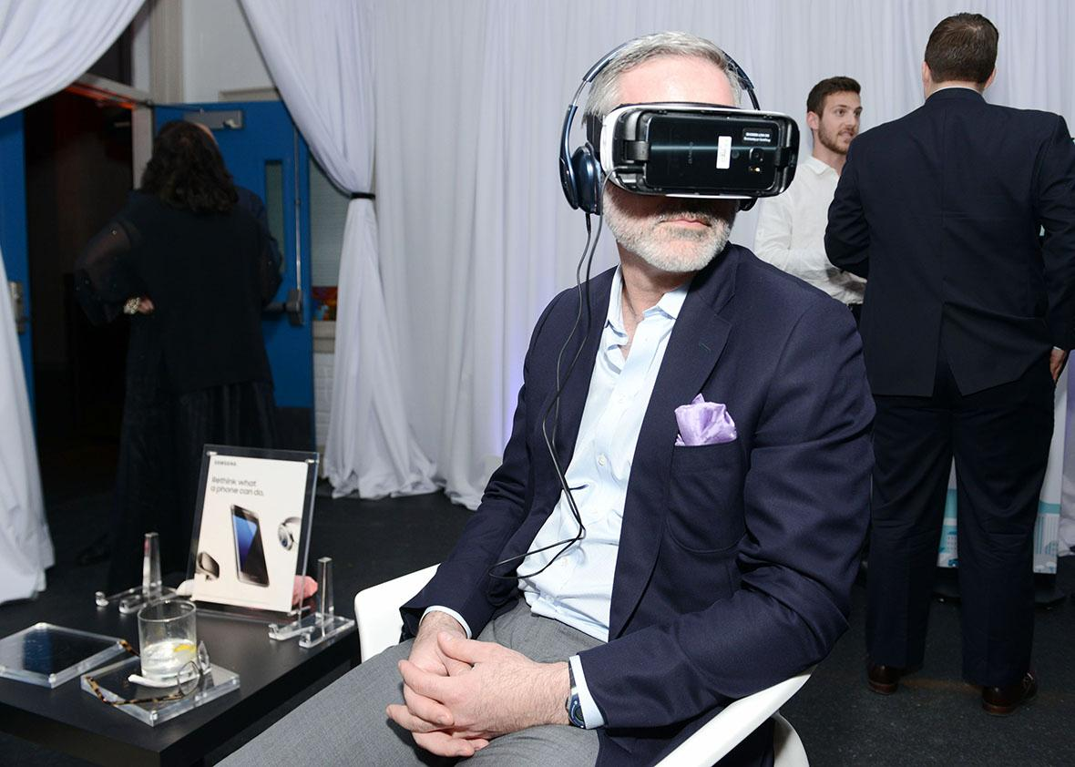 Samsung VR at the Opening Night Party of the 2016 Greenwich International Film Festival on June 9, 2016 at the Boys & Girls of Greenwich in Greenwich, Connecticut.