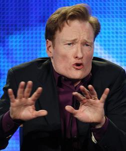 Conan O'Brien. Click image to expand.