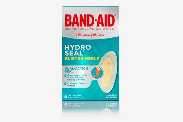 Band-Aid Brand Hydro Seal Adhesive Bandages for Heel Blisters