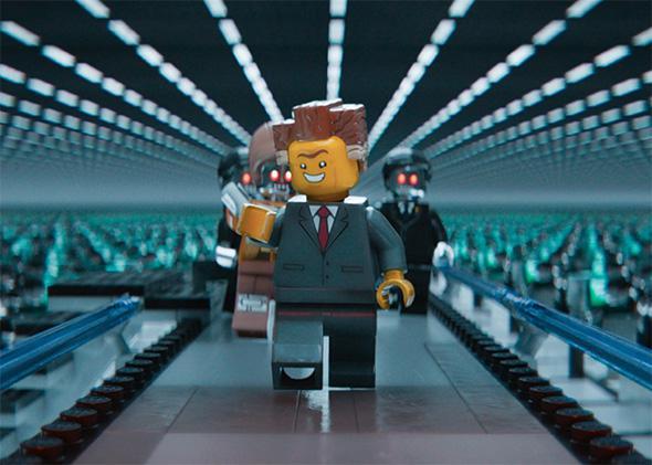 Business. Lego Movie.