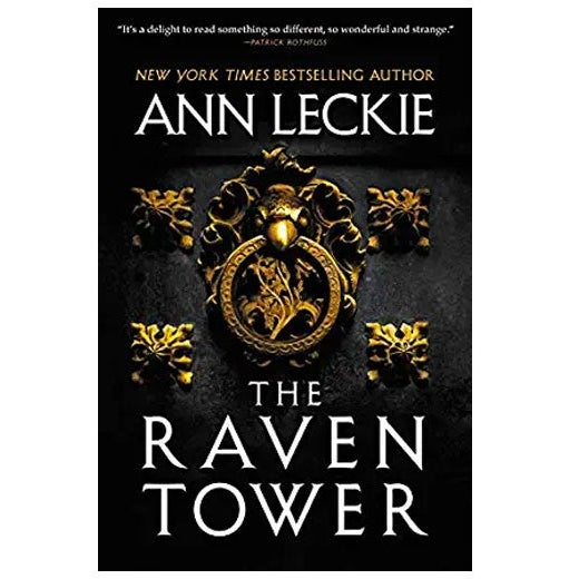 The Raven Tower cover