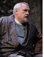 Brian Cox as Max in Tom Stoppard's Rock 'n' Roll. Click image to expand.