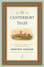 The Canterbury Tales by Geoffrey Chaucer.