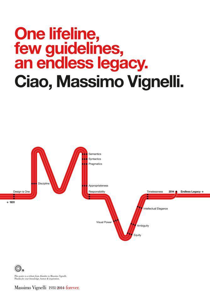 _Massimo Vignelli Tribute.ai