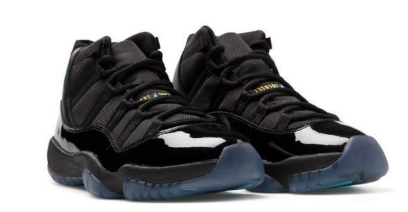 35d780bd9fafa0 Jordan 11 Retro Gamma  fights break out over new sneaker.